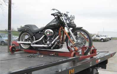 Motorcycle Towing Service