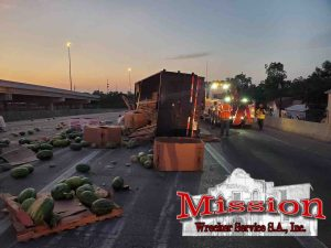 Big Mess of Watermelons for Heavy Duty Towing